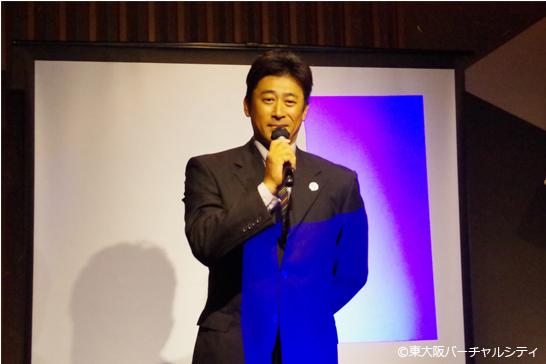 村上監督 06BULLS優勝祝勝会