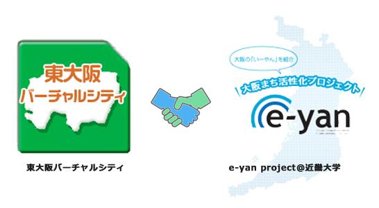 e-yan通信部@東大阪バーチャルシティ