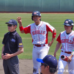 06BULLS vs 兵庫BS リーグ戦 2015.04.23