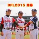 2015BFL開幕 初戦を飾れず vs兵庫BS 2014.04.04
