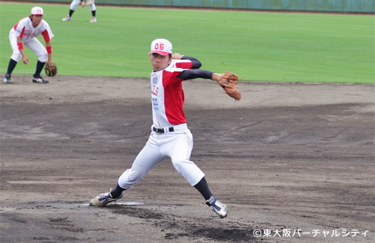 先発は西尾 06BULLS vs 姫路GW リーグ戦 2015.05.14