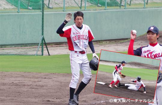 駿熙 06BULLS vs 姫路GW リーグ戦 2015.05.14