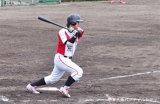 横山 06BULLS vs 姫路GW リーグ戦 2015.05.14