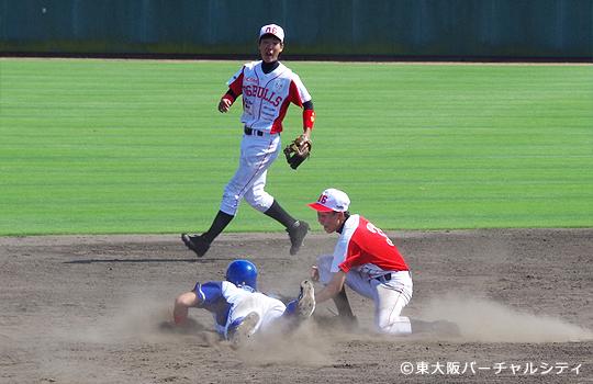 06BULLS vs 兵庫BS リーグ戦 2015.05.26