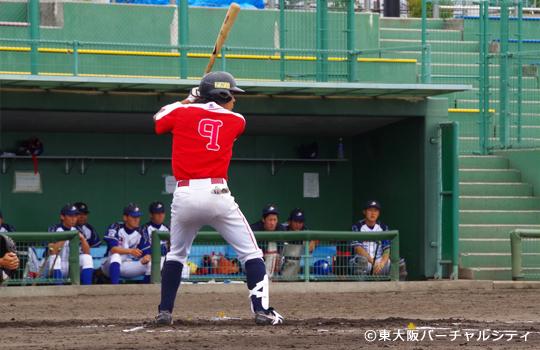 06BULLS vs 兵庫BS リーグ戦 2015.06.18