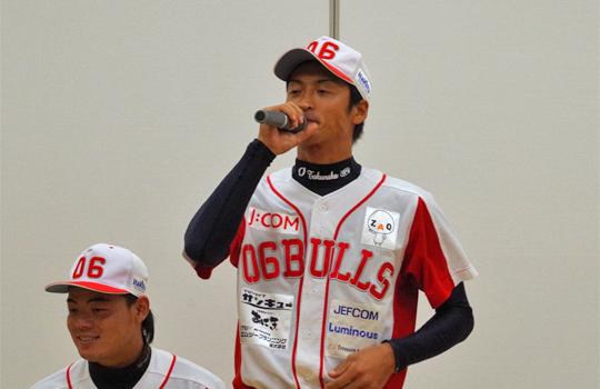 徳中投手ボイパ 8/2 大阪のプロスポーツチームが布施にやってくる!