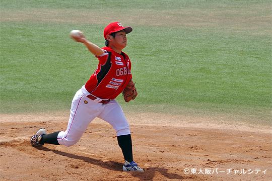2016開幕投手は大坂、見事な0封ピッチング