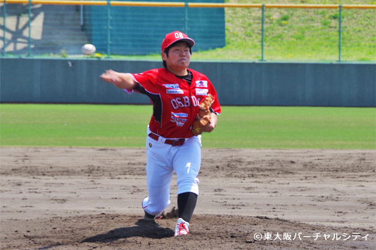 06BULLS vs 姫路GW 20160419 -花園-