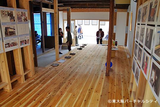 学生が長屋で地域を紡ぐ -近大通り長屋再生プロジェクト-