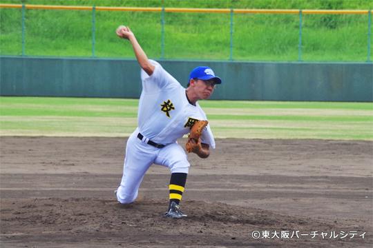 大阪府中学校準硬式野球部選抜 vs 06BULLS