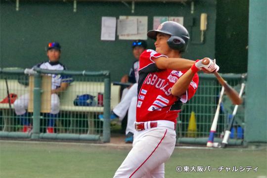 2安打2打点とお祭り男の本領発揮、松尾達人