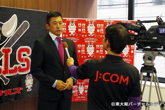 J:COMさんの個別インタビューと言えばやはり村上監督です