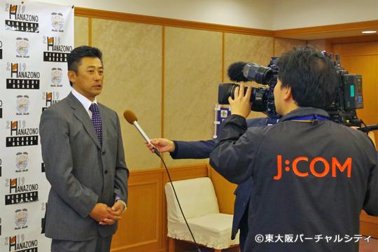 恒例となったJ:COMさんによる村上監督のトーク収録
