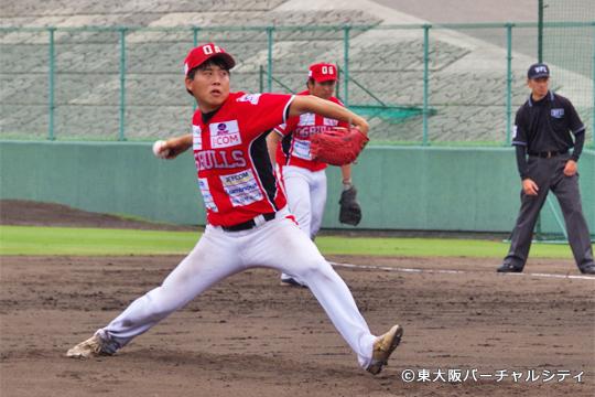 初先発の田中は6回を自責点1の2失点。