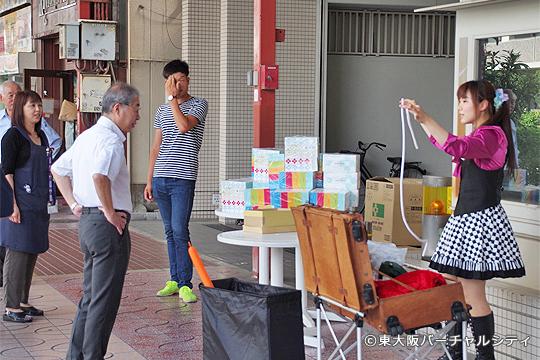100円笑店街 布施まつり2017