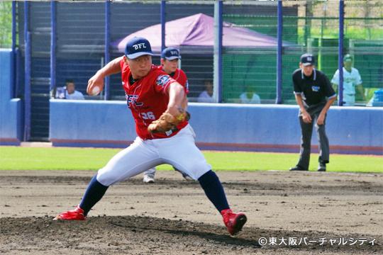 06ブルズ 大坂投手
