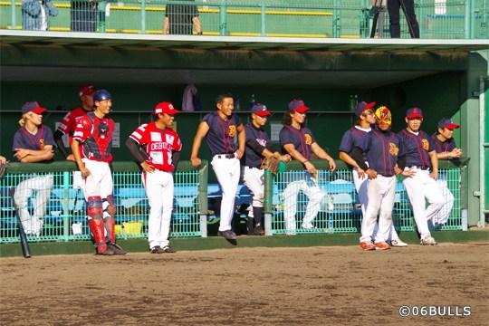 06BULLS   BFL ベースボール・ファースト・リーグ   ゼロロクブルズ 東 ...