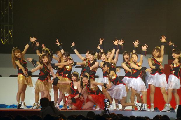 KINDAI GIRLS@つんく♂